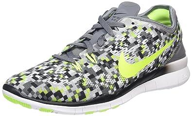 Nike Damen Free 5.0 Tr Fit 5 Print Hallenschuhe