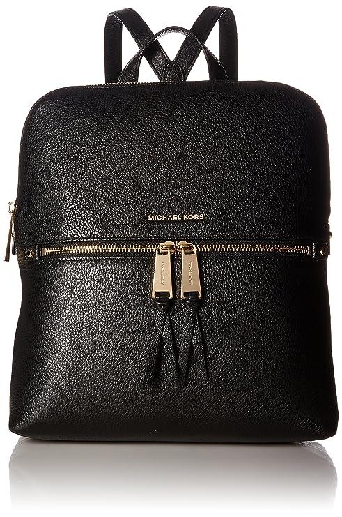 87ddca356cad MICHAEL Michael Kors Rhea Medium Slim Backpack: Amazon.ca: Shoes & Handbags