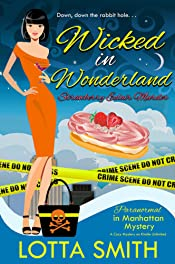 Wicked in Wonderland: Strawberry Éclair Murder (Paranormal in Manhattan Mystery: A Cozy Mystery on Kindle Unlimited Book 11)