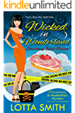 Wicked in Wonderland: Strawberry Éclair Murder (Paranormal in Manhattan Mystery: A Cozy Mystery Book 11)