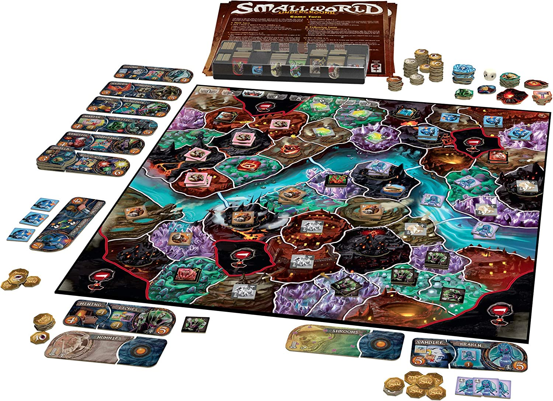 Days of Wonder - Juego de Tablero (DOW7909) (versión en inglés): Amazon.es: Juguetes y juegos