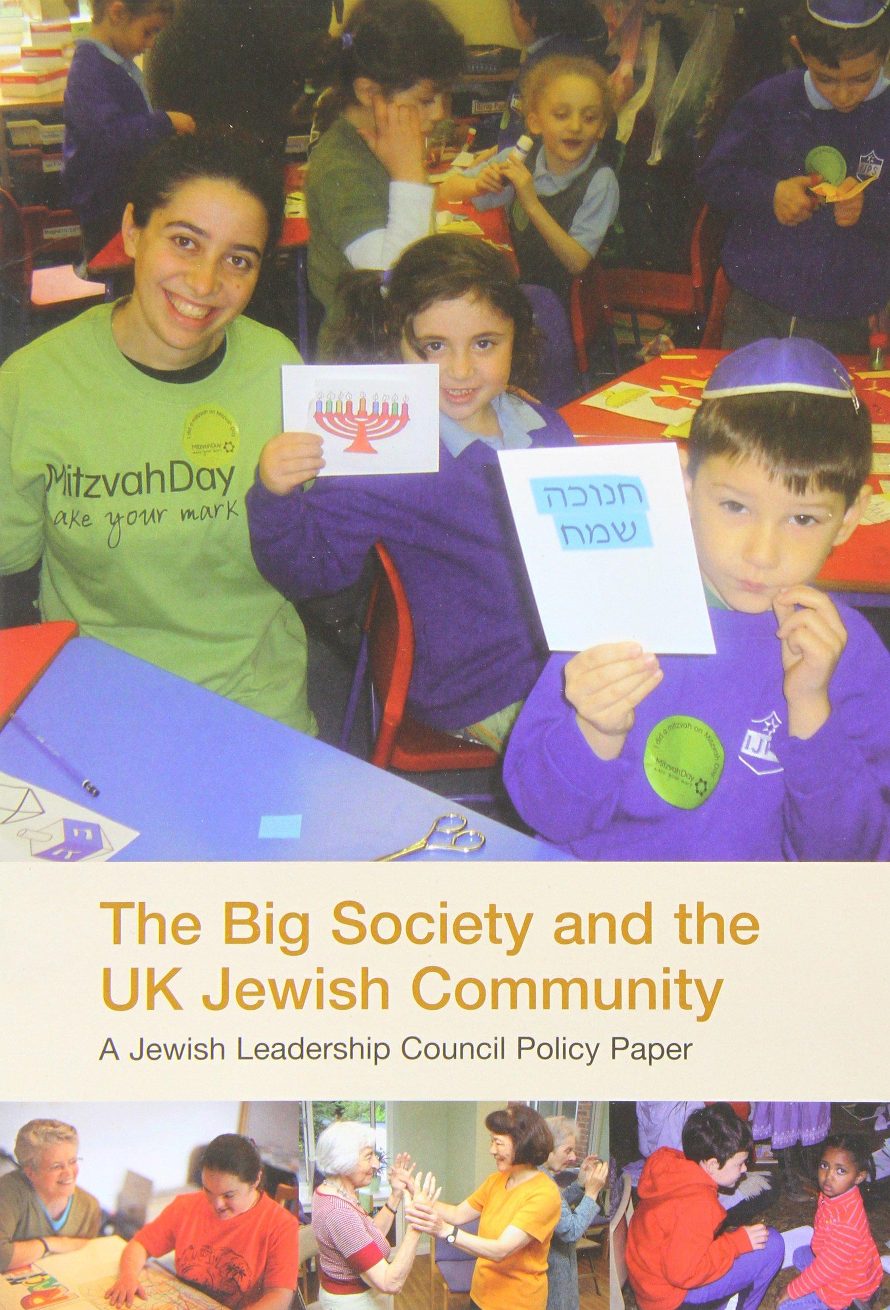 The Big Society and the UK Jewish Community PDF