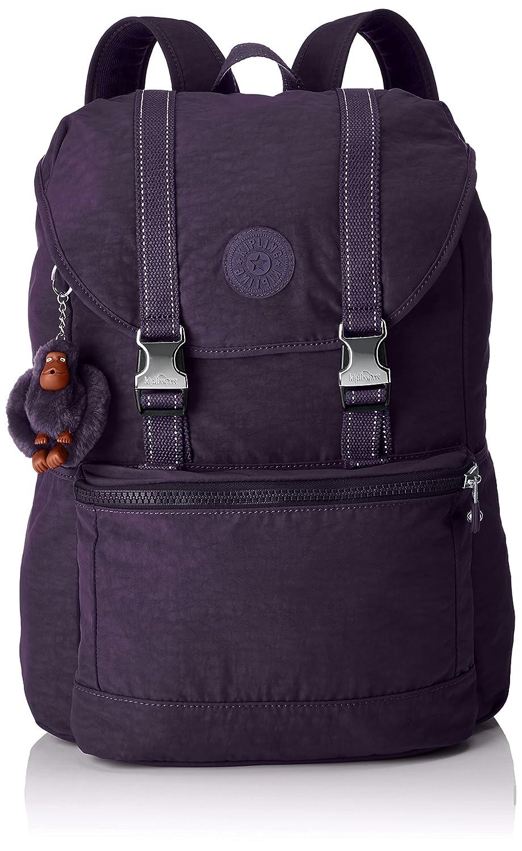 [キプリング] Amazon公式 正規品 EXPERIENCEリュック(タウンビジネス用) K04478  Blue Purple C B06Y3177FJ