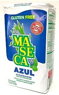 Amazon.com : White Maseca Corn Flour Gluten Free 2 Kg 4.4 lb ...