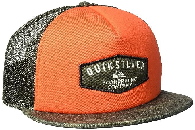 0735840de651d Quiksilver Men s Jetty Grind Hat