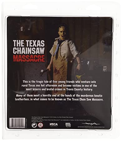 The Texas Chainsaw Massacre Figures - 8