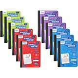 Mead Primary Journal Kindergarten Writing Tablet 12 PACK of Primary Composition Notebook For Grades K- 2, 100 Sheets…