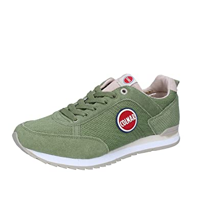 Colmar Travis Colors P/e Sneakers Hombre Green/navy 44 LkQwPcK