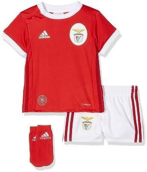 new products 66094 f8dd3 adidas Children Lisbon Equipment Benfica Home Mini Kit ...