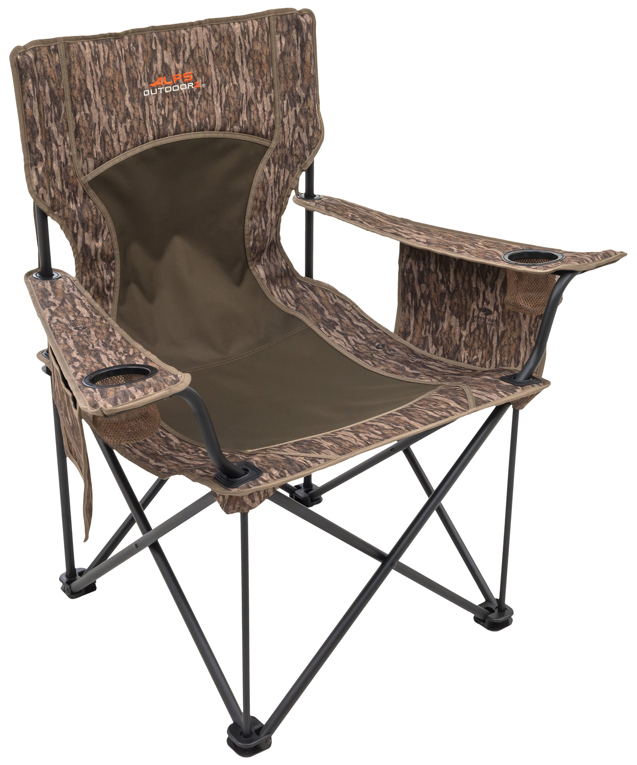 ALPS OutdoorZ King Kong Chair, Mossy Oak Bottomland
