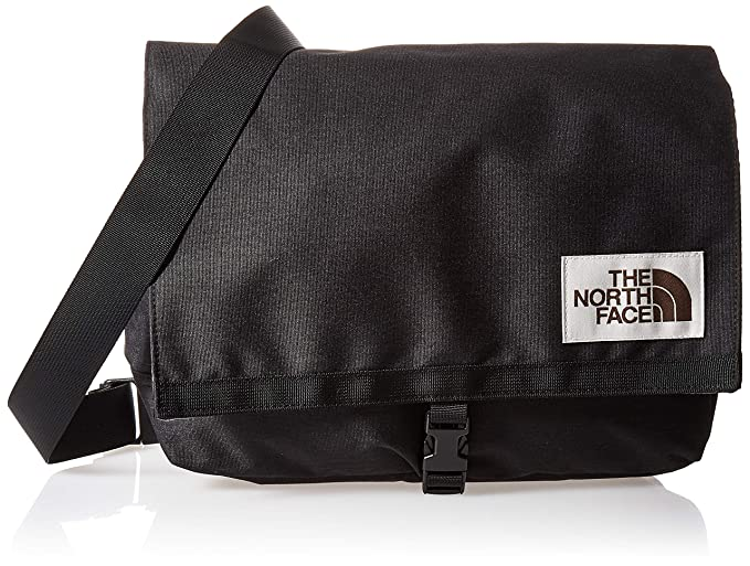 aa54a6a6b THE NORTH FACE Berkeley Satchel - Tnf Black Heather, One Size ...