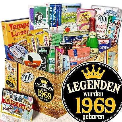 Legenden 1969 Geburtstagsgeschenk 50 Für Mann Ostpaket Ddr