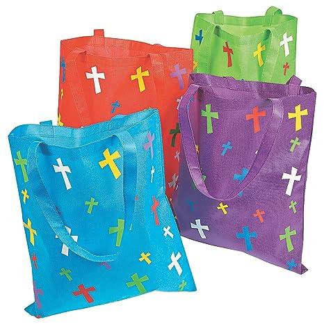 Fun Express Bolsas de Polipropileno religioso con Cruces ...