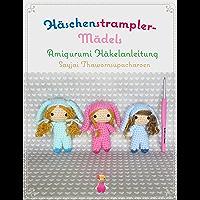 Häschenstrampler- Mädels Amigurumi Häkelanleitung (German Edition)