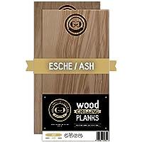 Barbacoa Oro Incienso Tabla Wood Grilling suelo