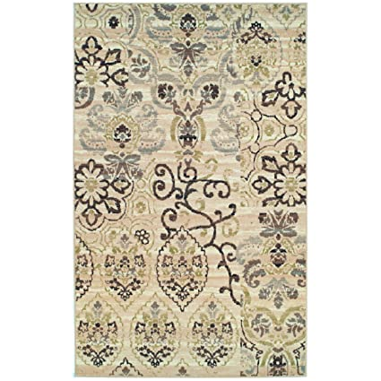 Amazoncom Superior Caldwell Collection Area Rug 8x10 Beige