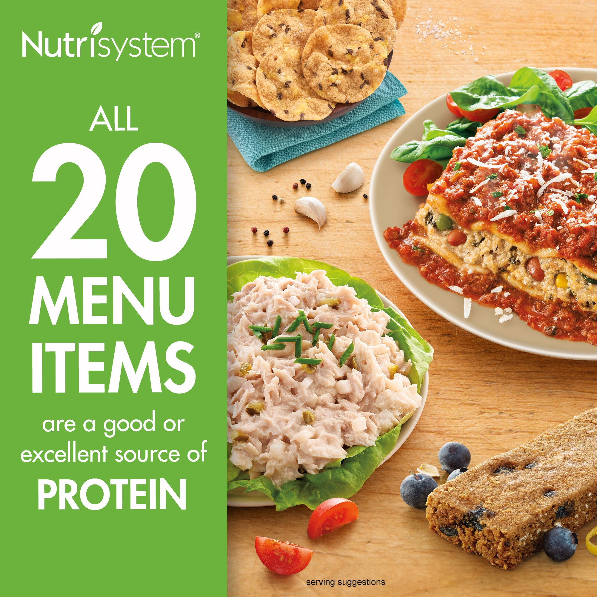 Nutrisystem® Protein-Powered Favorites 5-day weight loss kit by Nutrisystem (Image #2)