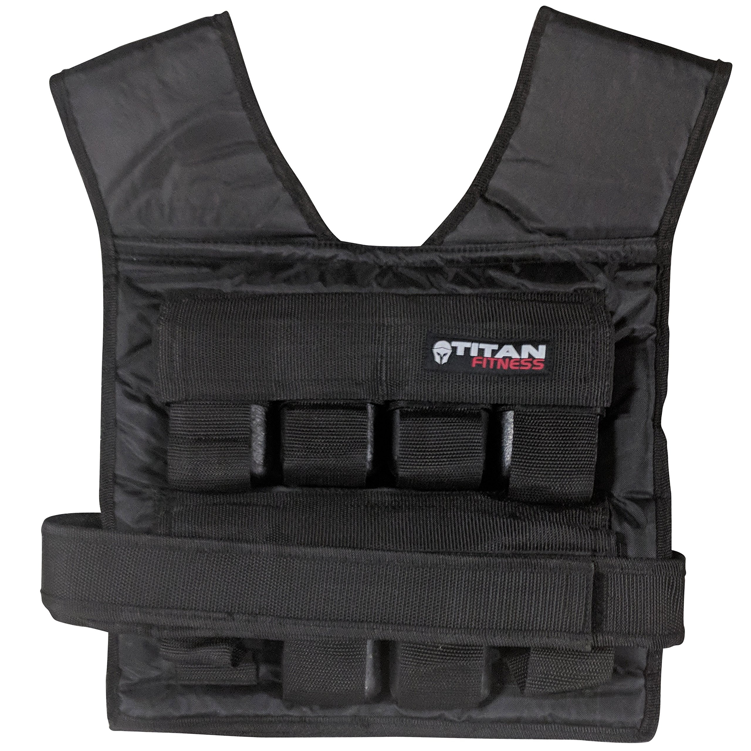 Titan Adjustable Weighted Vest 30 LB