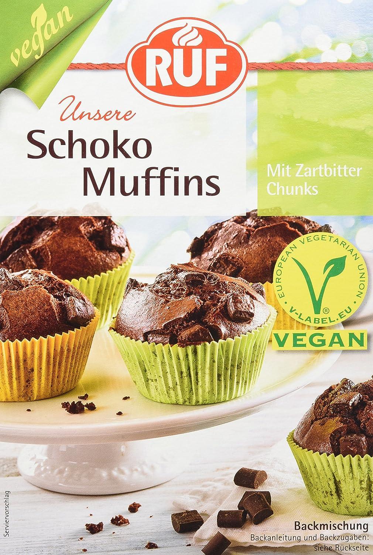 Vegan Muffins - Schoko Muffins