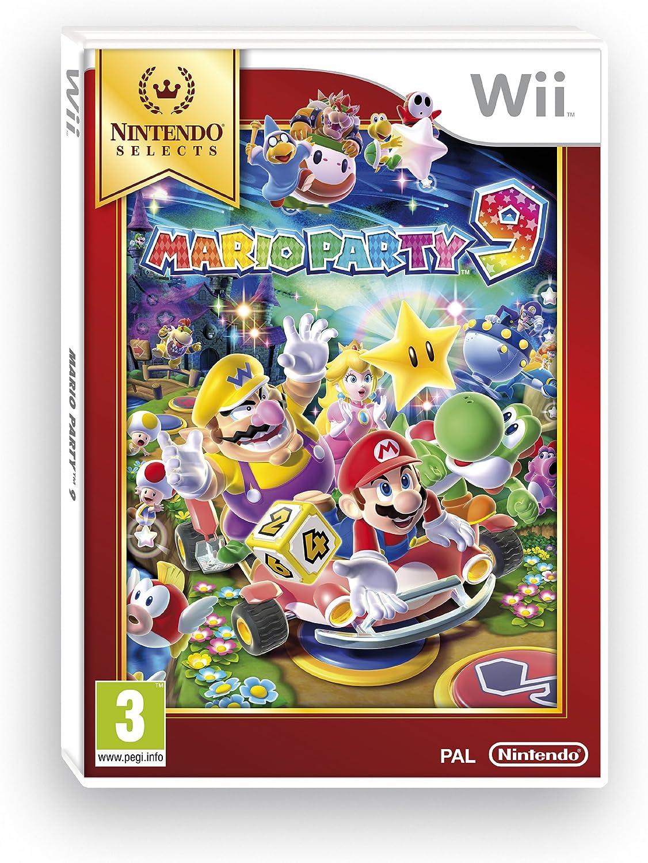 Mario Party 9 Select [Importación Inglesa]: Amazon.es: Videojuegos