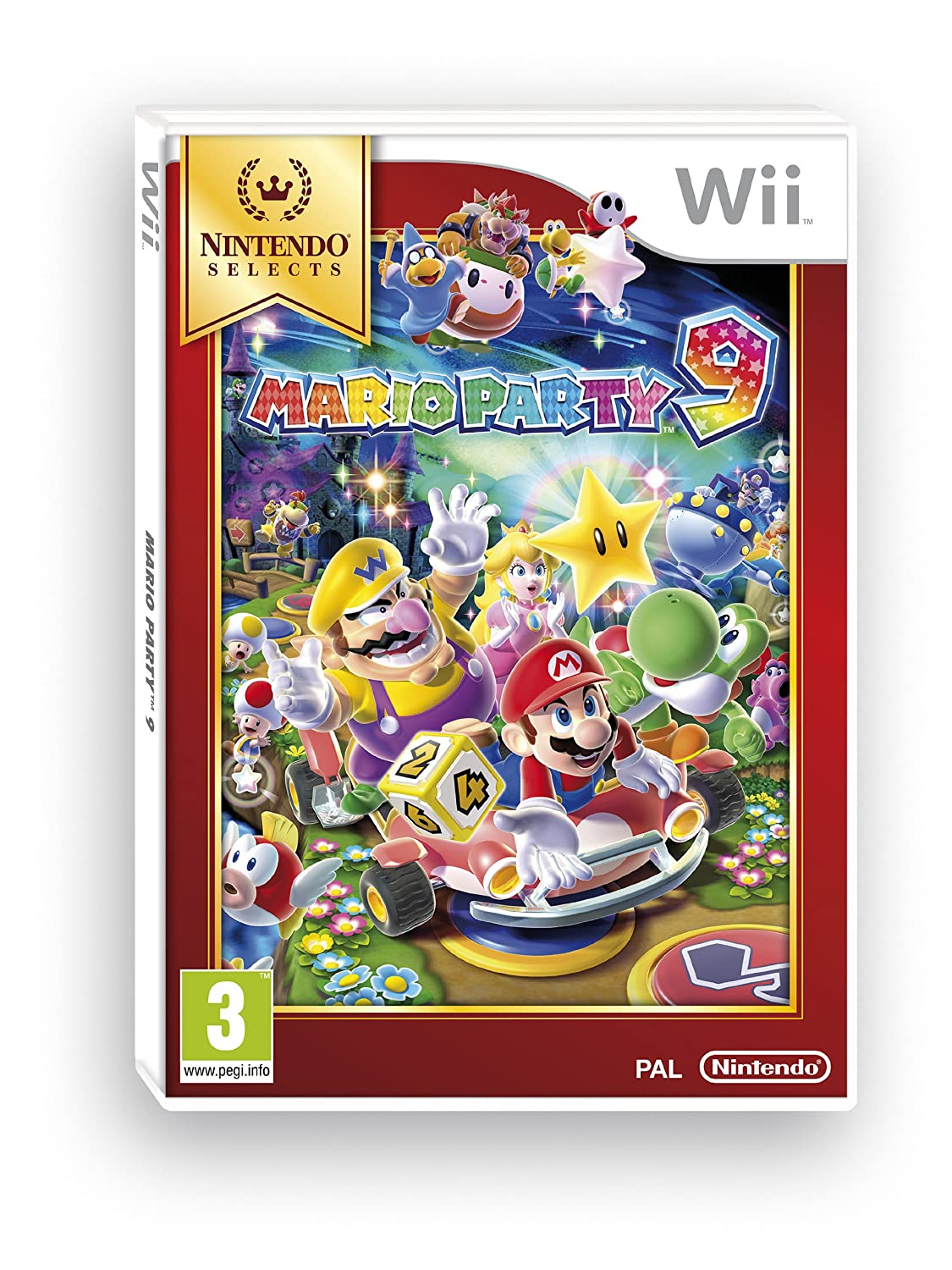 Nintendo Mario Party 9 Selects Video Games