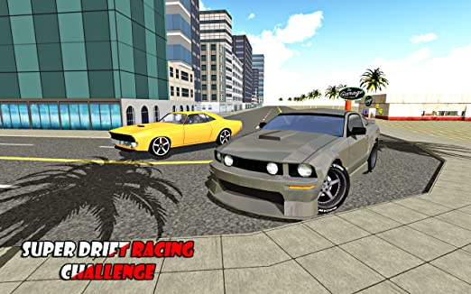 Amazon.com: City Streets Turbo Sports Car - Super Drift Race: Appstore for Android