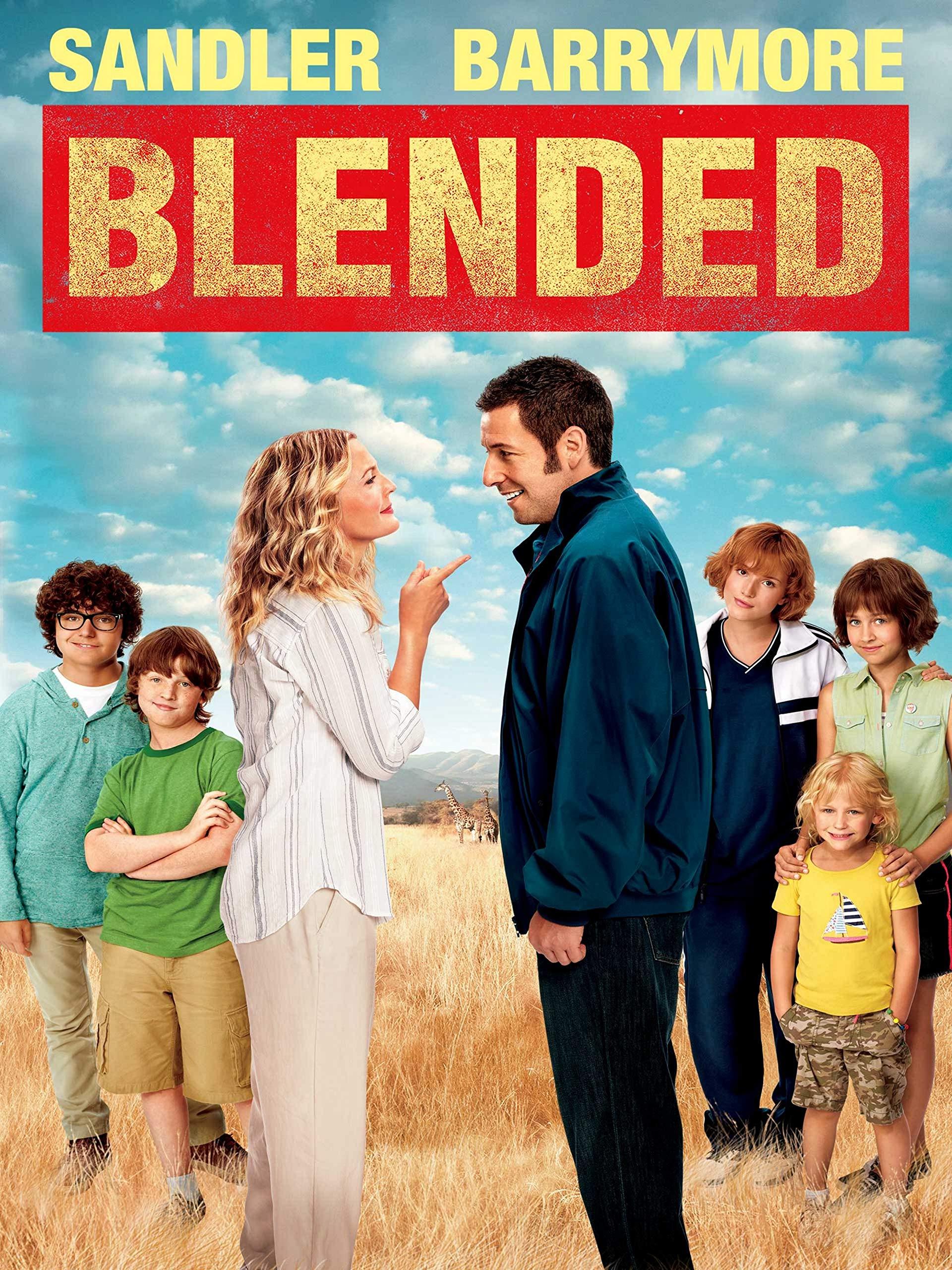 blended full movie watch online