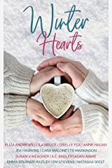 Winter Hearts: A Collection of Festive Lesbian Short Stories Kindle Edition