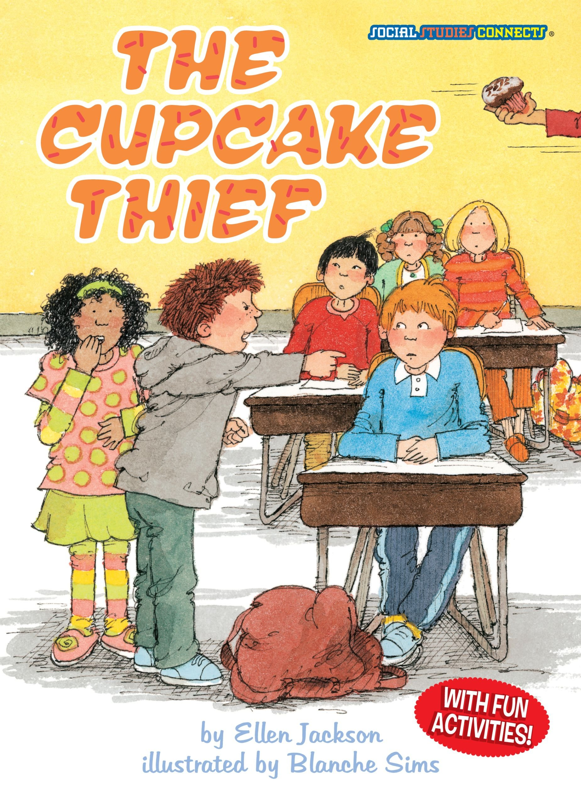 The Cupcake Thief (Social Studies Connects) pdf