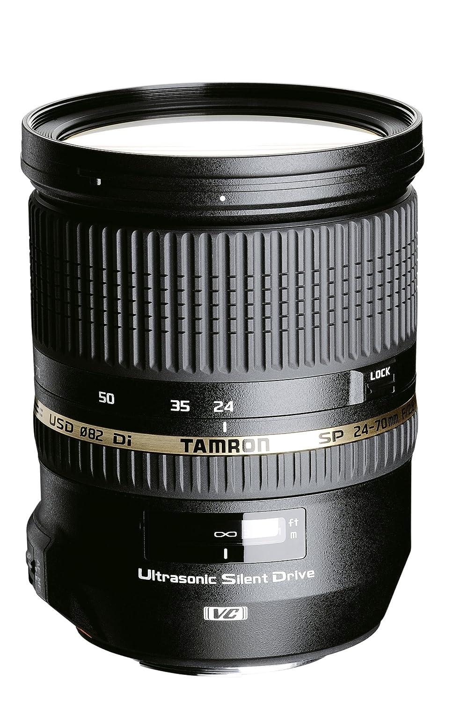 Tamron 24-70mm SP Di VC USD - Objetivo para Nikon (24-70mm, f/2.8 ...