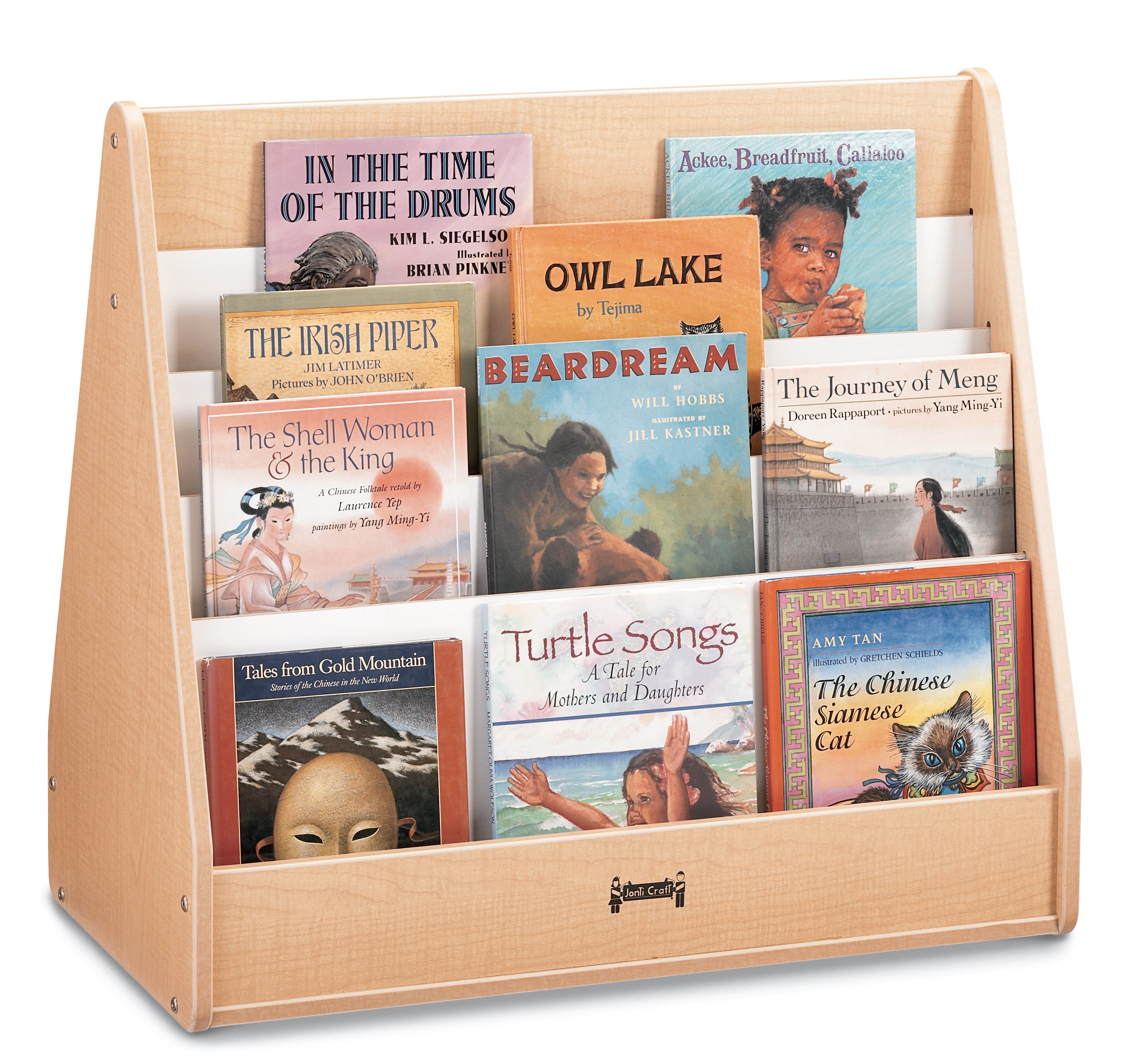 MapleWave 3506JC011 Double Sided Pick-A-Book Stand