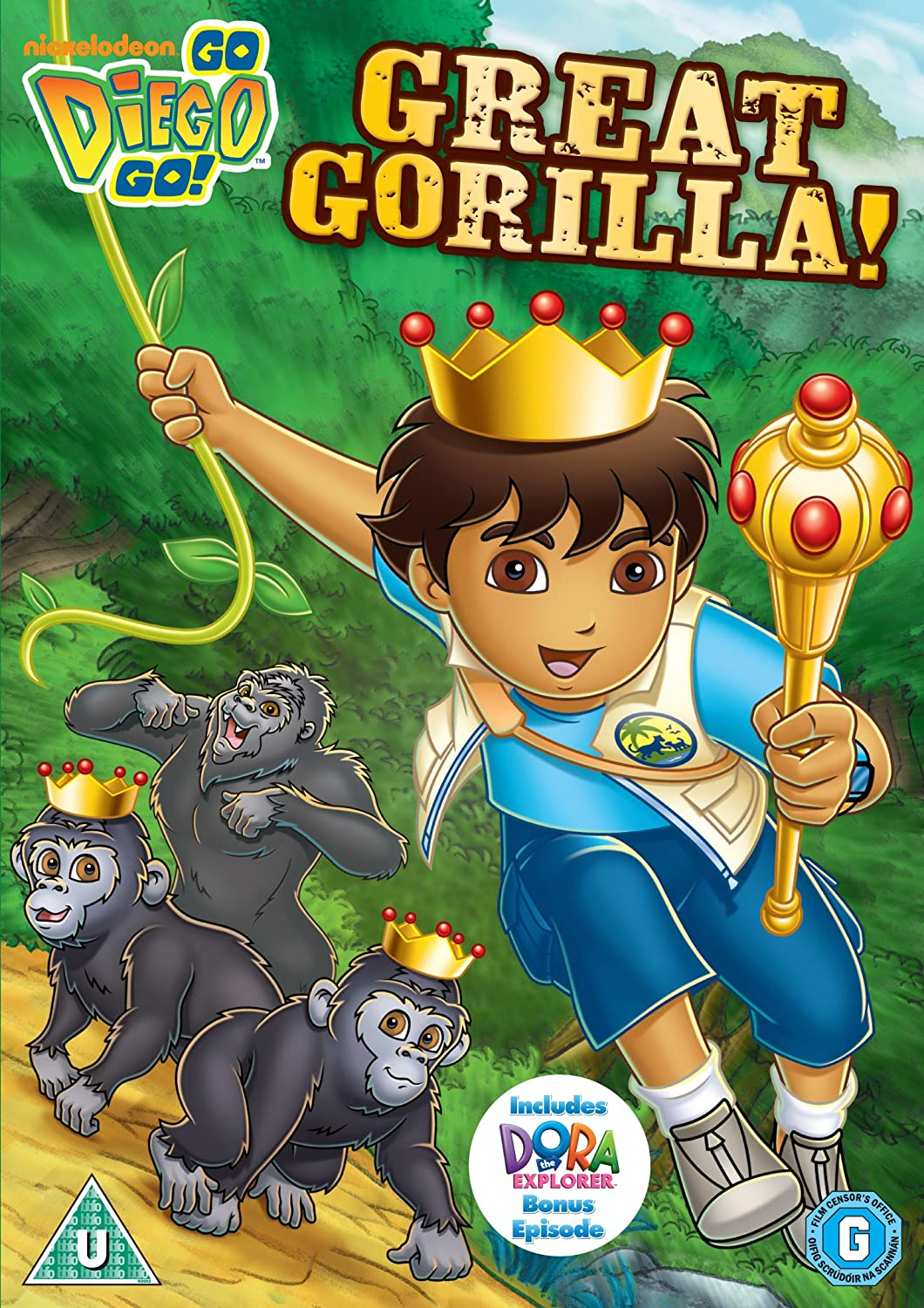 Amazoncom Go Diego Go! Diego pictures of luigi and mario ...