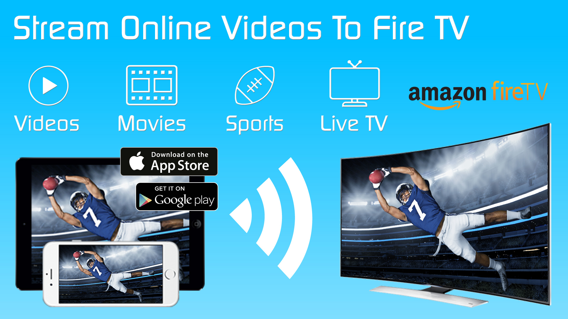 amazon fire stick apps