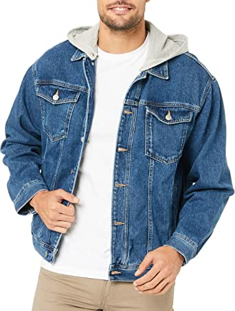 A|X Armani Exchange Men's Denim Jacket