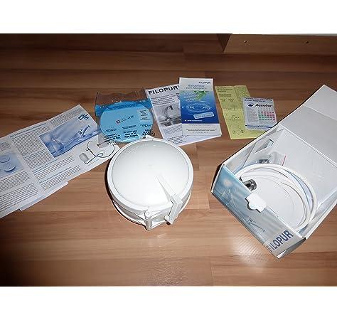 Equipo completo Filopur HU-ST, listo para instalar: Amazon.es ...