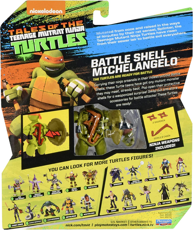 Amazon.com: Teenage Mutant Ninja Turtles 5