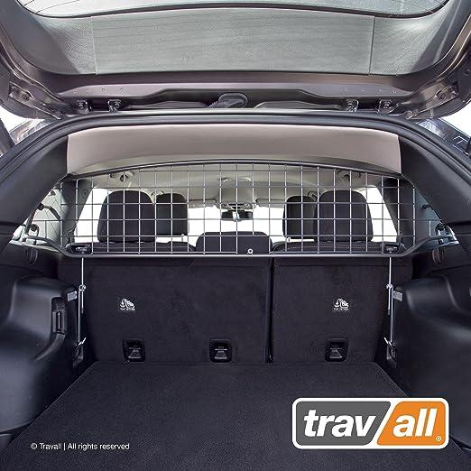 Travall Guard Hundegitter Kompatibel Mit Jeep Cherokee Kl 2013 2019 Tdg1446 Maßgeschneidertes Trenngitter In Original Qualität Haustier