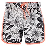 ed050842d2259 Carter's Little Boys' Hibiscus Print Swim Trunks - 5 Toddler