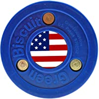 "Green Biscuit Olympic ""Flag"" Puck - USA"