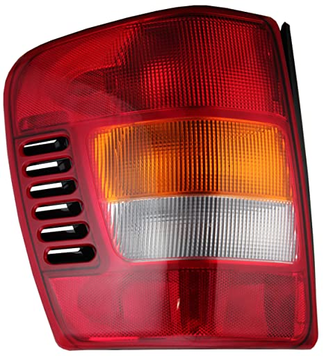 Jeep Grand Cherokee Tail Light   Left Rear Back