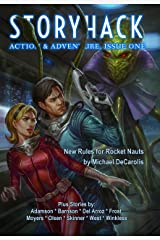 StoryHack Action & Adventure, Issue 1 Kindle Edition