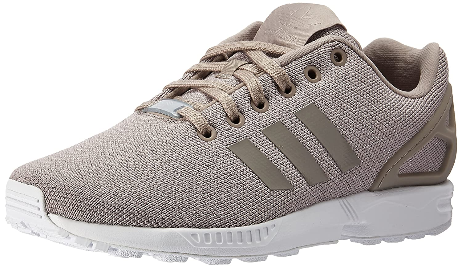 adidas Originals Women's ZX Flux W Running Shoe Grey/Vapour B06XX6YF3J 7 B(M) US|Vapour Grey/Vapour Shoe Grey/Silver Metallic f899d4