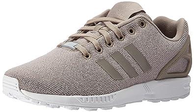 b7a9e675b cheap adidas originals womens zx flux w sneaker vapour grey vapour grey  silver metallic a0213 308b6