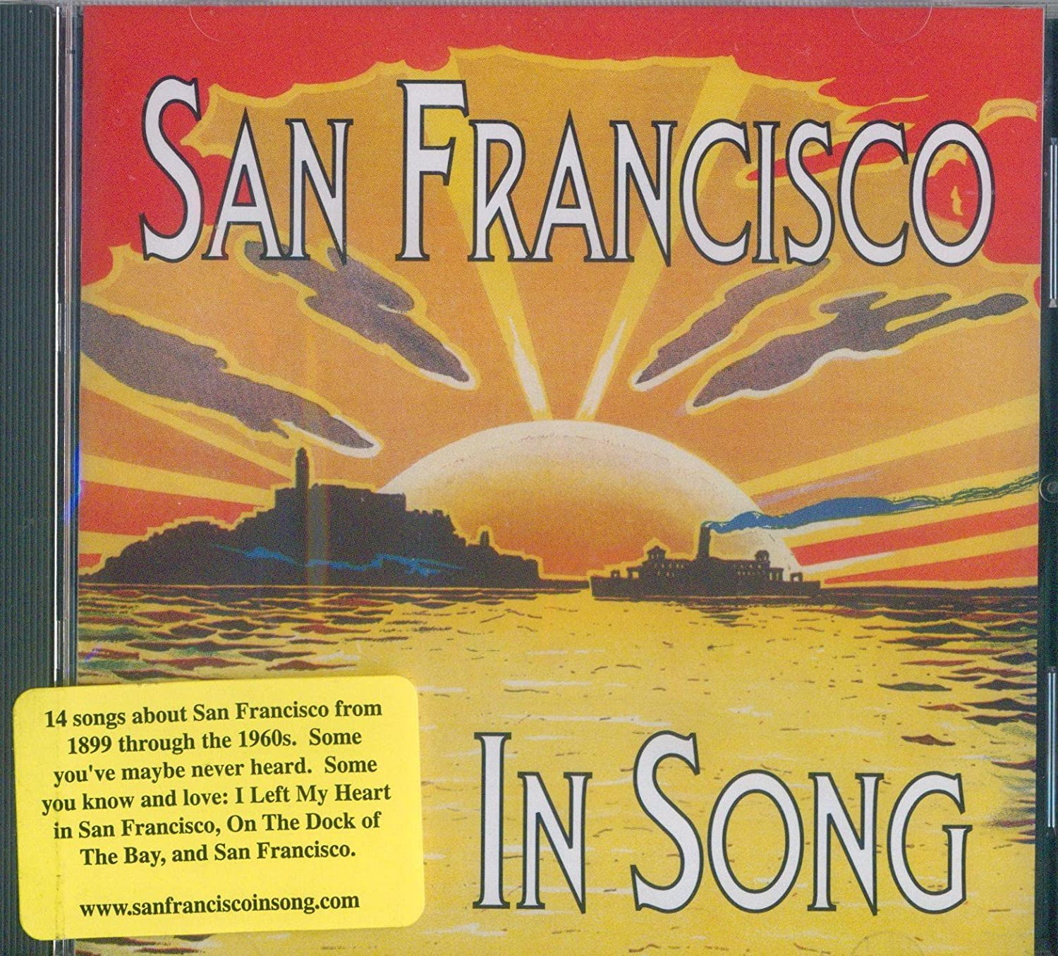 Compilation - San Francisco In Song - Amazon com Music