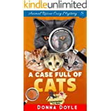 A Case Full of Cats (Curly Bay Animal Rescue Cozy Mystery Book 3)