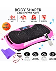 826c7d7960 Reliancer Built-in Music Player Fitness Vibration Platform Whole Full Body  Shaped Crazy Fit Plate