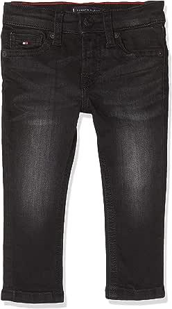 Tommy Hilfiger Scanton Slim Dusbst Jeans para Niños