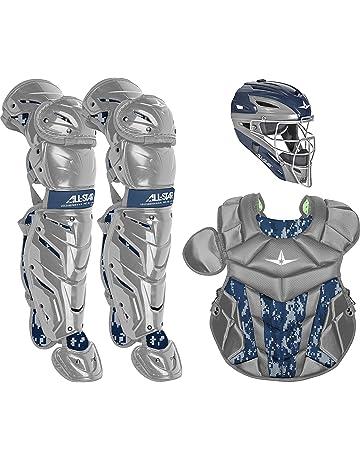 Amazon.com  Catcher Chest Protectors - Protective Gear  Sports ... a5f70c8e54f2a