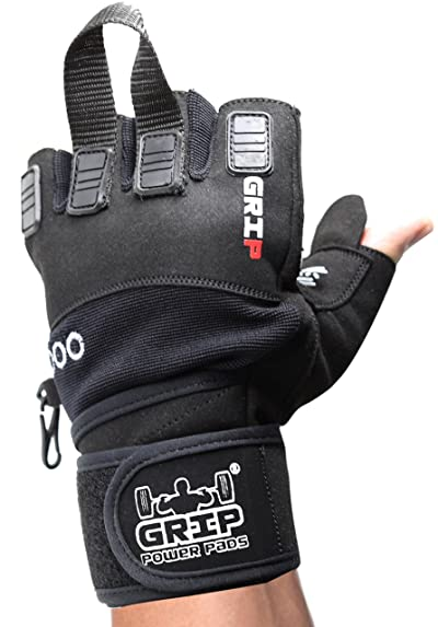 Grip Power Pads NOVA 2018 Gym Weight Lifting Gloves