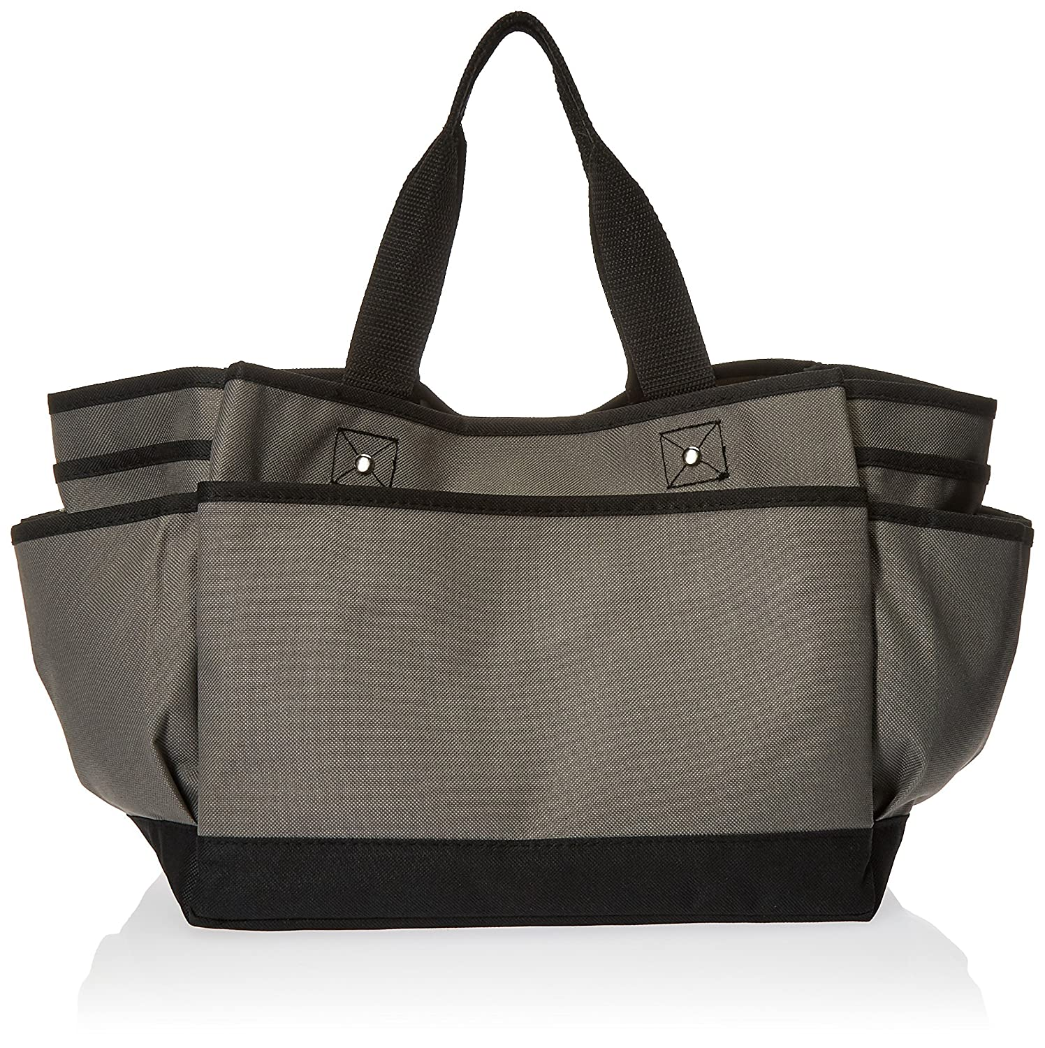 ST4L266221330 Deluxe Professional Tote Bag, Grey SmartTravel4Less